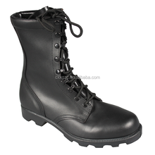 Certified Cheap Military Tactical Combat Army Jungle Rubber Sole Boots