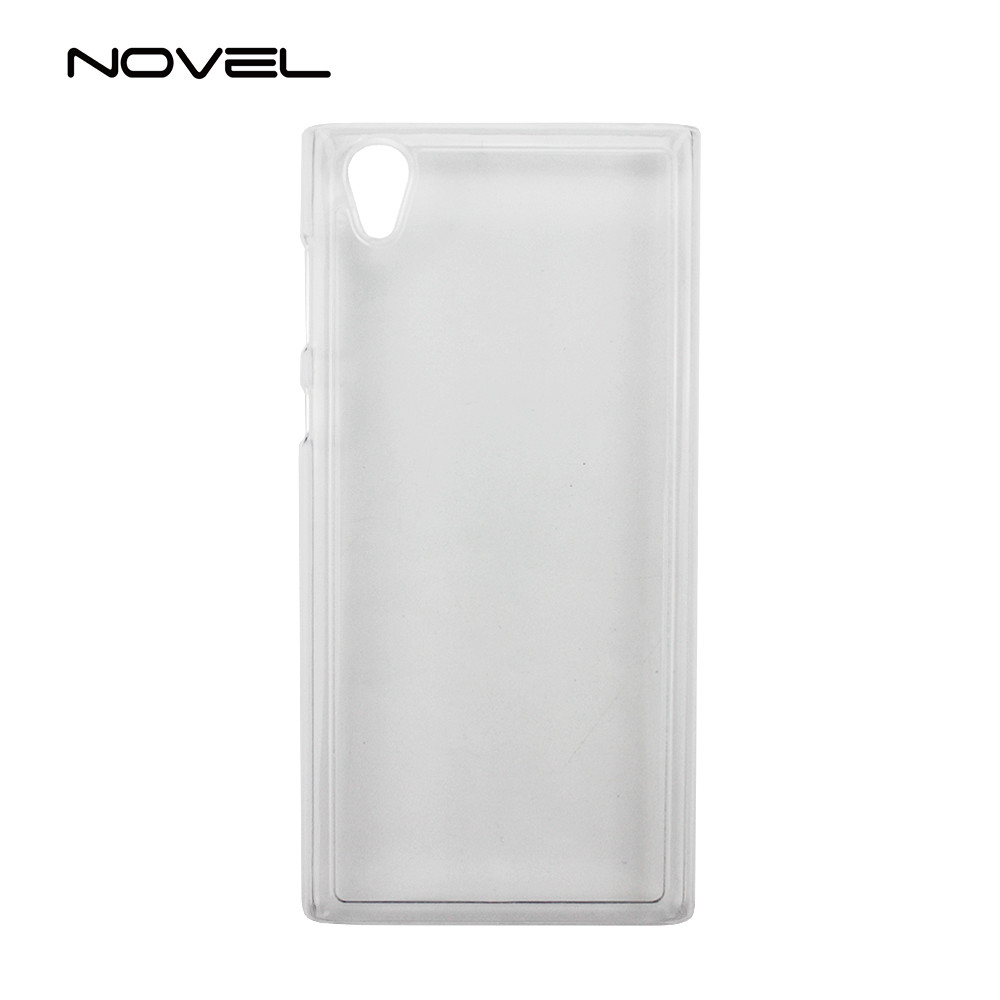 For Sony Xperia <strong>L1</strong> Sublimation 2D PVC Cell <strong>Phone</strong> Cover Case