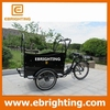 strong frame 150cc 3 big wheels water tricycle bike with low price