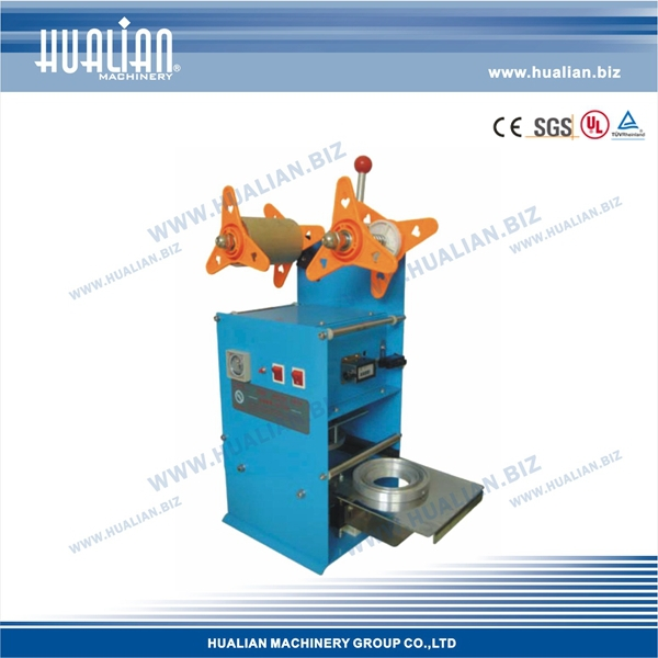 HUALIAN 2017 Automatic Cup Sealer Machine