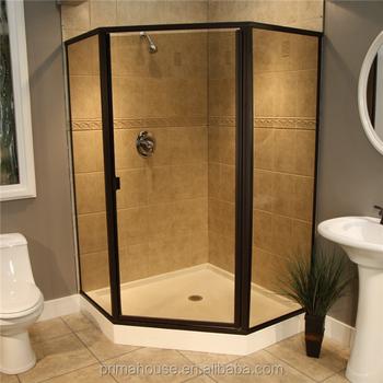 Prefab Bathroom 3 Sided Shower Enclosure Shower Wall Panels - Buy ...