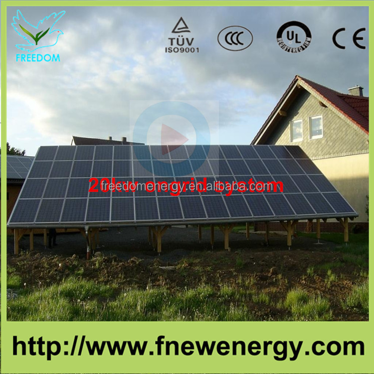 Freedom 30kw 30 kw 25kw 25kva 12kw 15kw 20kw 20 kw 22kw solar power panel system generator 30kw 15kva price in India