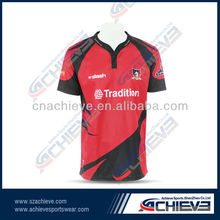 Full Sublimation Rugby Jersey Store hot sale