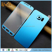 Factory Price!!0.3mm 9H Hardness 2.5D Premium Real USA Tempered Glass Screen Protector For Samsung S6