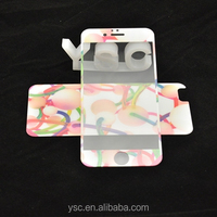 China supplier Color lifeproofs case accessories with tempered glass screen protector for iphone 4/4s lifeproofs case
