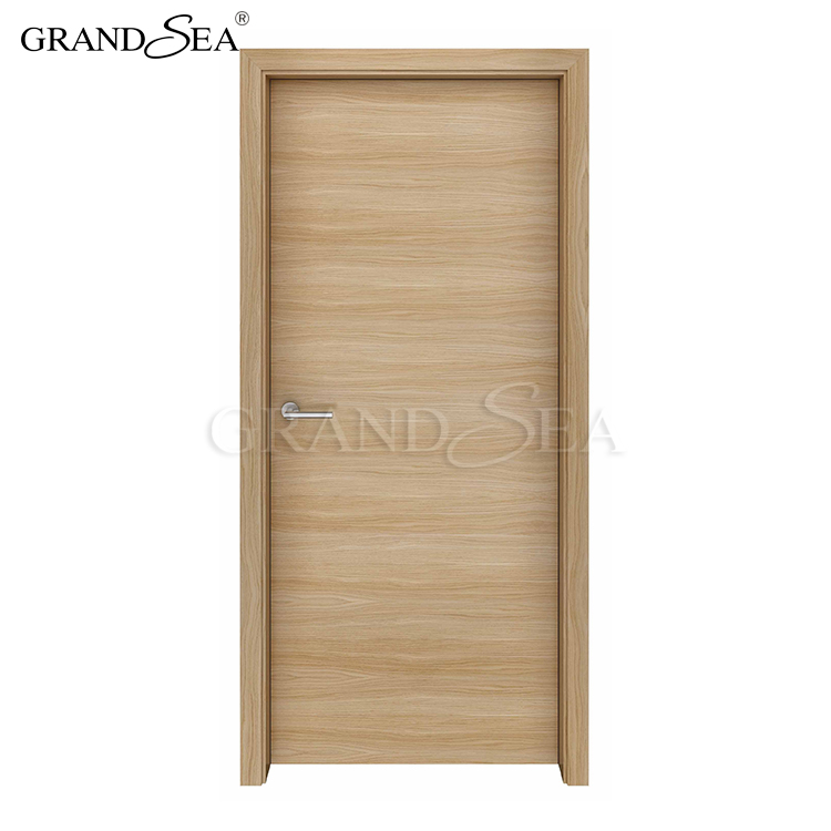 Low cost flush price philippines laminated wooden swing plan hinged barn door designs
