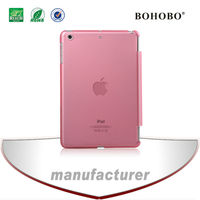 Clear PC Hard Case Cover phone Shell for Ipad mini