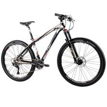 MTB aluminum 26 inch wheel 27 speeds front suspension mountain bike/bicycle for sale