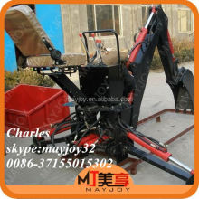 Mayjoy high quality agricultural and construction use tractor hole digger/tractor digging machine equip on tractor .