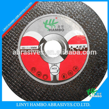 abrasive cutting wheels for ss