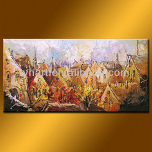 Wholesale handmade beautiful painting abstract