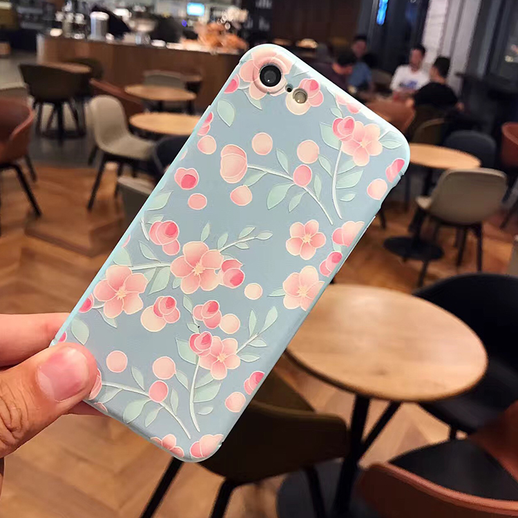 Fantastic Floral Printing Mobile Phone hard case for samsung galaxy centura s738c