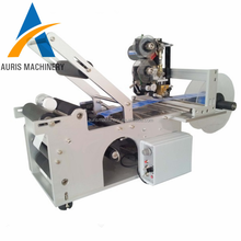 Easy operation PET bottle label printing machine