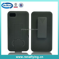 China manufacturer holster phone case for Blackberry Z10