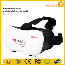 "Support 4.7""-6.0"" Phones 3d video glasses player"