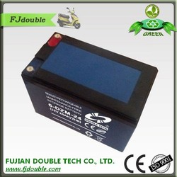 Escooter parts dry cell battery 48v ebike battery 24ah
