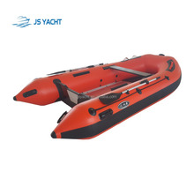 CE Certificated 3.6m Factory Price Cheap Aluminum Floor Inflatable Fishing Boat for sale