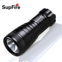 Diving Flashlight Waterproof IP68 Portable LED
