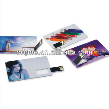 Promotional gift business card usb3.0
