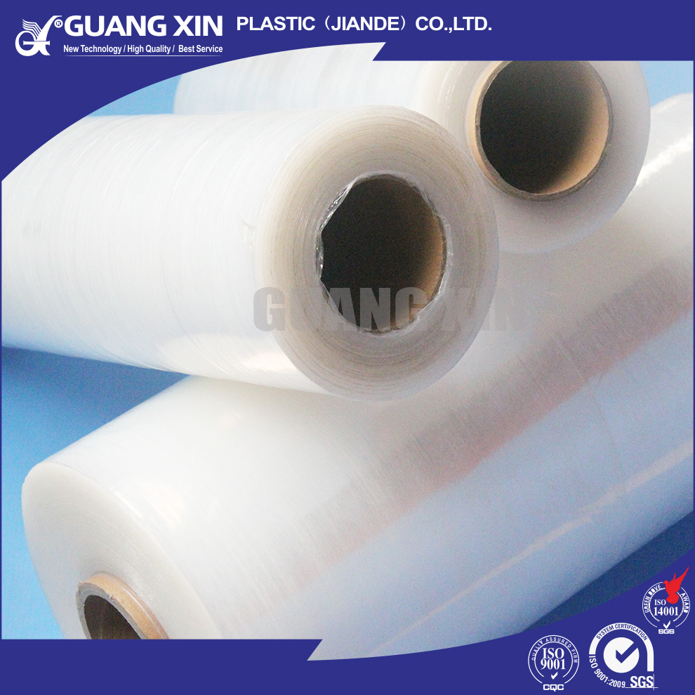 Great for transit packaging PE stretch film