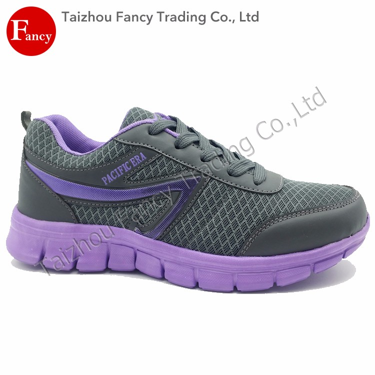Comfortable Popular Competitive Price Running Shoes Big Sizes Women
