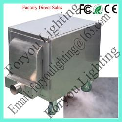 6000w super quality classical classical dry ice fog machine manufacturers