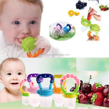 Eco-friendly Silicone Nipple feeder Fresh Food Milk Feeding Tool Safe Baby Supplies