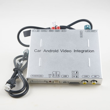 MAZDA Android Video Interface google play network wifif