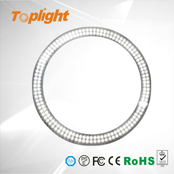 Long Life Span Ic Driver Led Circular Tube G10q 18W