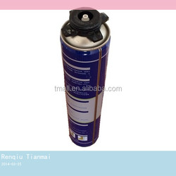 Factory Supply PU foam sealant adhesive waterproof sealant for plastic