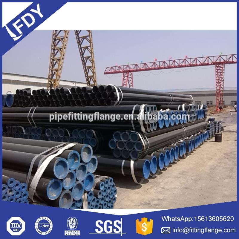 astm a106 api 5l st52 seamless carbon steel pipe / tubo