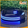 Led flashing tops pet collar luxury pet products TZ-PET5000