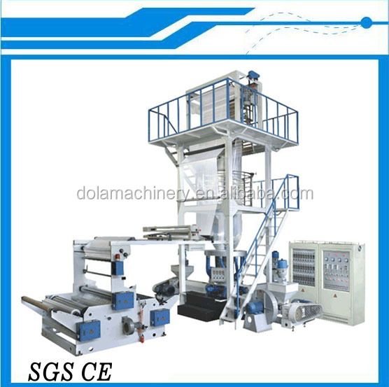 Plastic Greenhouse Multi Layer Coextrusion Film Making Machine Price