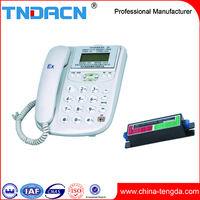 china manufacture explosion proof telephone