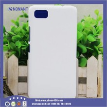 Nomant 3D PC cellular phone case for printing , sublimation blank phone case printing