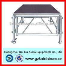 stage,aluminum stage,aluminum plywood stage made in china