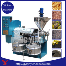 2017 Hot Selling 6YL-100 Mini Screw Oil Press For Soybean/Sesame/Peanut