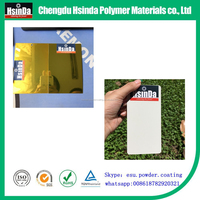 Trade assurance china wholesale superb transparent polyester powder coating