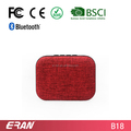 2017 portable fabric bluetooth speaker with fm radio,gift bluetooth speaker
