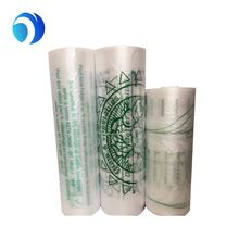 "wdl648 Elkay Plastics High Density Produce Bag On Roll - Printed ""5 A Day"" - 11, roll bags, produce Bags manufacturer, wholesale"