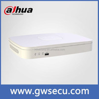dahua brand 1HDD 8 channel mini NVR support 8 POE / poe mini NVR / 8 ch h 264 dvr software free