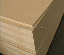 malamine faced mdf and plain MDF board/Color MDF Partition Walls / Melamine MDF Baseboard