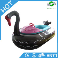 New 2016!Inflatable Electric Boat for Kids Water Playing Game,Used bumper boats for sale