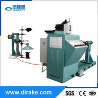 working torque 300NM transformers 1500kva coil winding machine