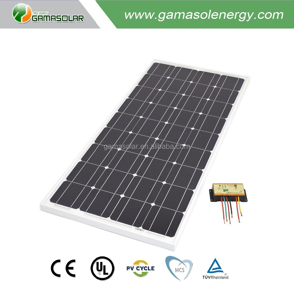 Green energy 75w small size poly solar panel for Morocco with economic price