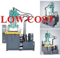 good outlook low cost Used plastic vertical injection moulding machine