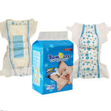 Softcare 3D Leak Guard Disposable Adult Diaper Factory Price Baby Diaper