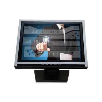 15 17 19 Inch Resistive Touch Screen LCD  Monitor with HDM1/ USB inputs