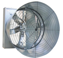 box shape poultry and greenhouse ventilador exhaust <strong>fan</strong>