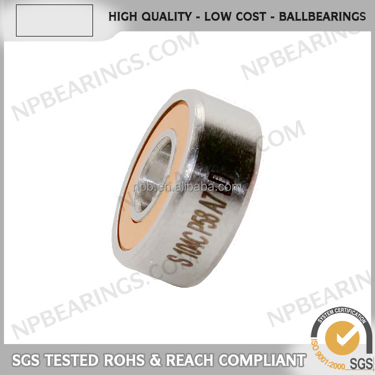 USA market High precision steel ball very small antifriction bearing